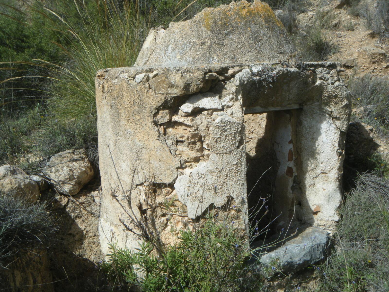 Minas Barranco El Pollo, Huercal de Almeria, Almeria, Andalucia, España 1rvnsy