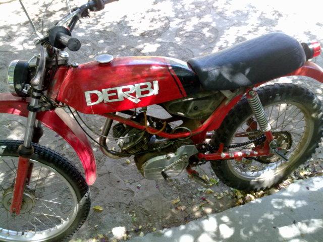 Mi Derbi Diablo 1zggawz