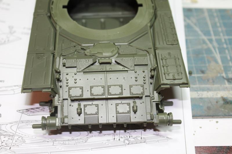 Т-90 с ТБС-86 (Менг 1/35) 1zovift