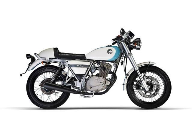 Motos chinas vintage 207vrzd