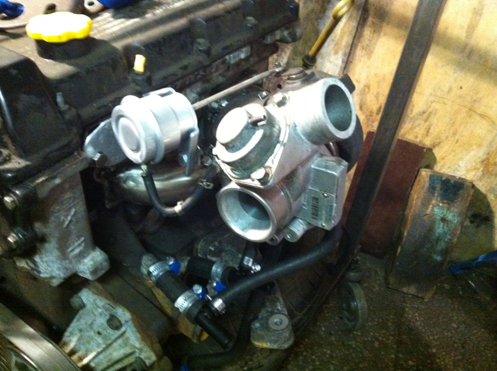 Ford Sierra 2.0 DOHC Turbo. 20adh0p