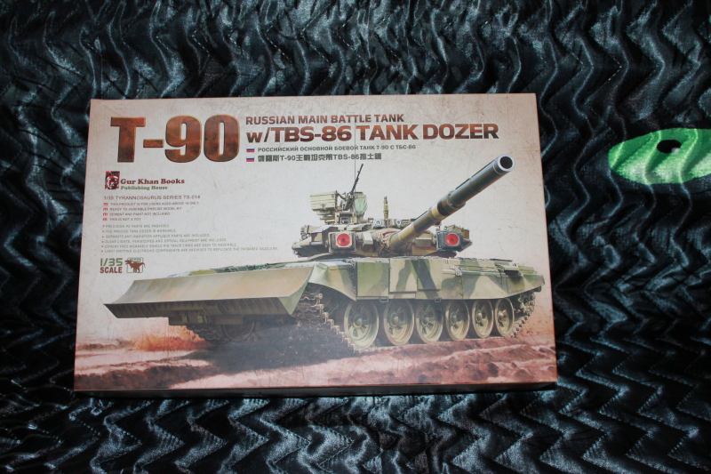 Т-90 с ТБС-86 (Менг 1/35) 20jl8i9