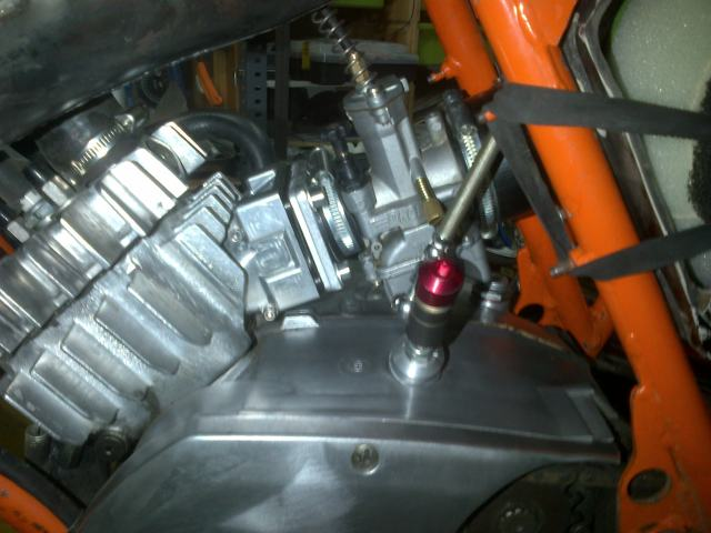 Puch Cobra - Motor De Agua By GMLeon 23lgzo2