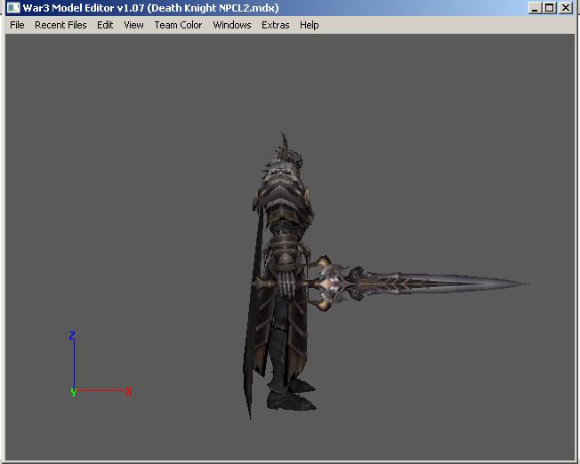 (Modelo) Death Knight NPC Lineage 2 23vjqdj