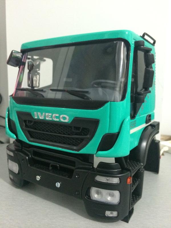 Iveco Trakker 4x4 multilift 245n9u0