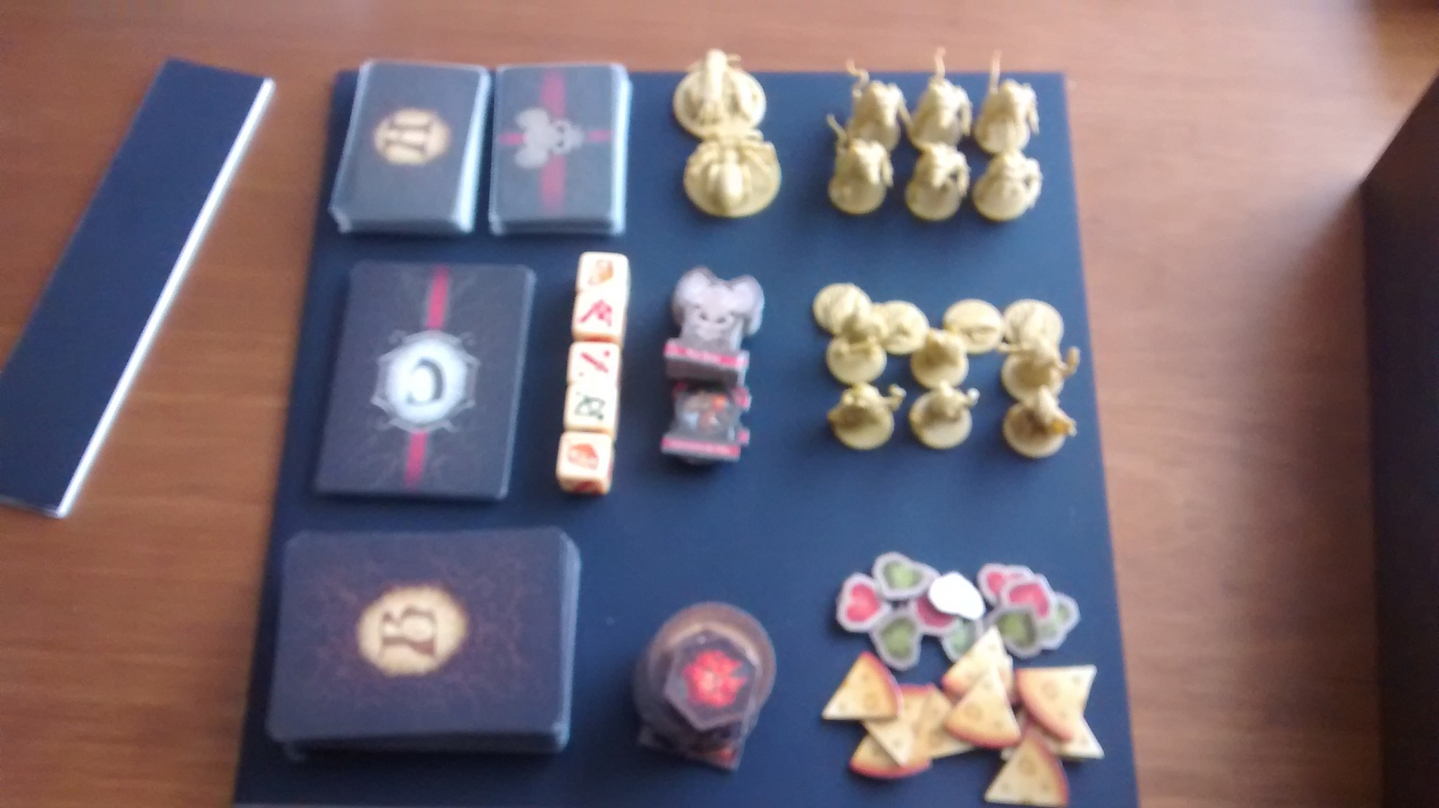 Insert de papel espuma - Mice and Mystics 24zf77a