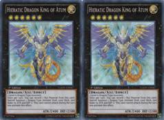Deck dragón [Hieratico blanco] 25fhr0h