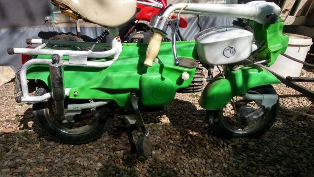 Moto Graziella Carnielli 25k4kdy