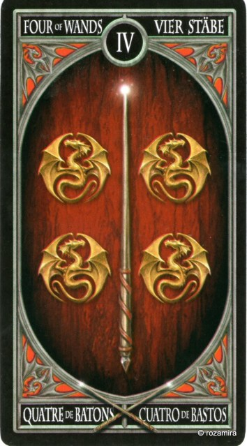 Готическое Таро Анны Стокс /Anne Stokes Gothic Tarot   (скан карт) 260fshx