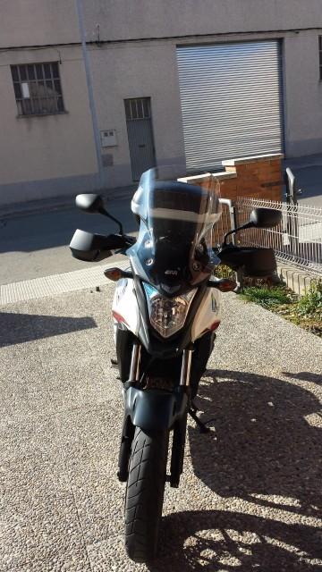 Accesorios Honda cb500x 262xkxz