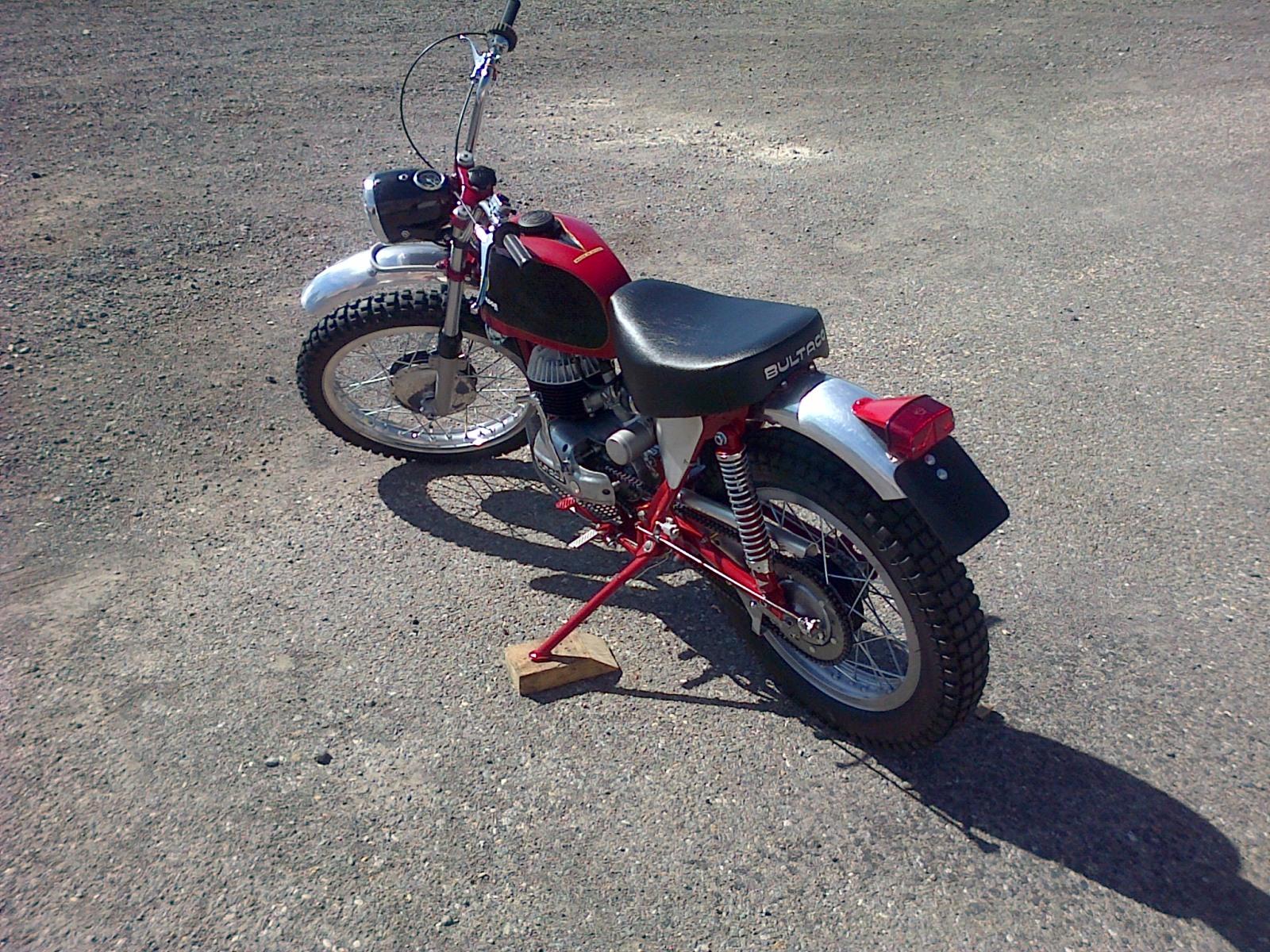 Bultaco Matador MK2 Mod. 16 en Venezuela 263ypmh