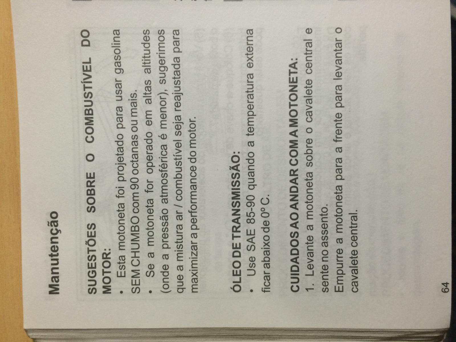 OLEO DA TRANSMISSÃO 27zc295