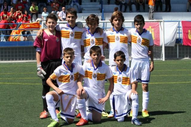 XXIII campeonato nacional de selecciones autonomicas sub 12 / fútbol 8 27zwz9u