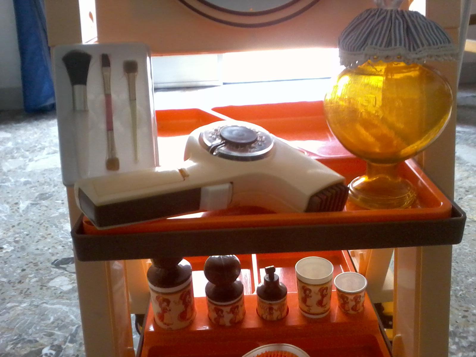 specchio magico della tv marca francese jouets berchet anni 70 280qwld