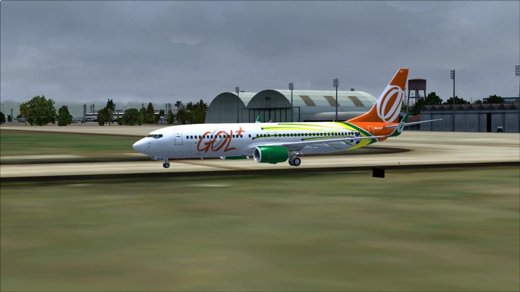 MEGAPACK 737-800 GOL finalizado! 280r5e0