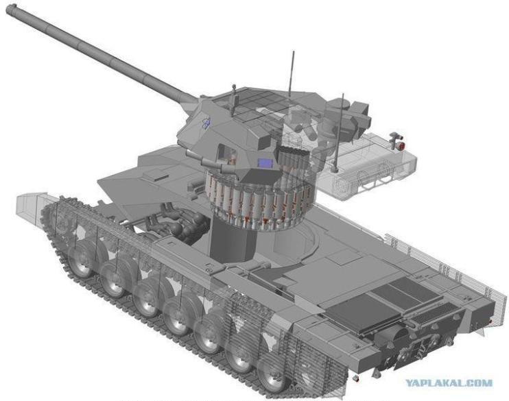 Armata: ¿el robotanque ruso? - Página 3 28ahj74