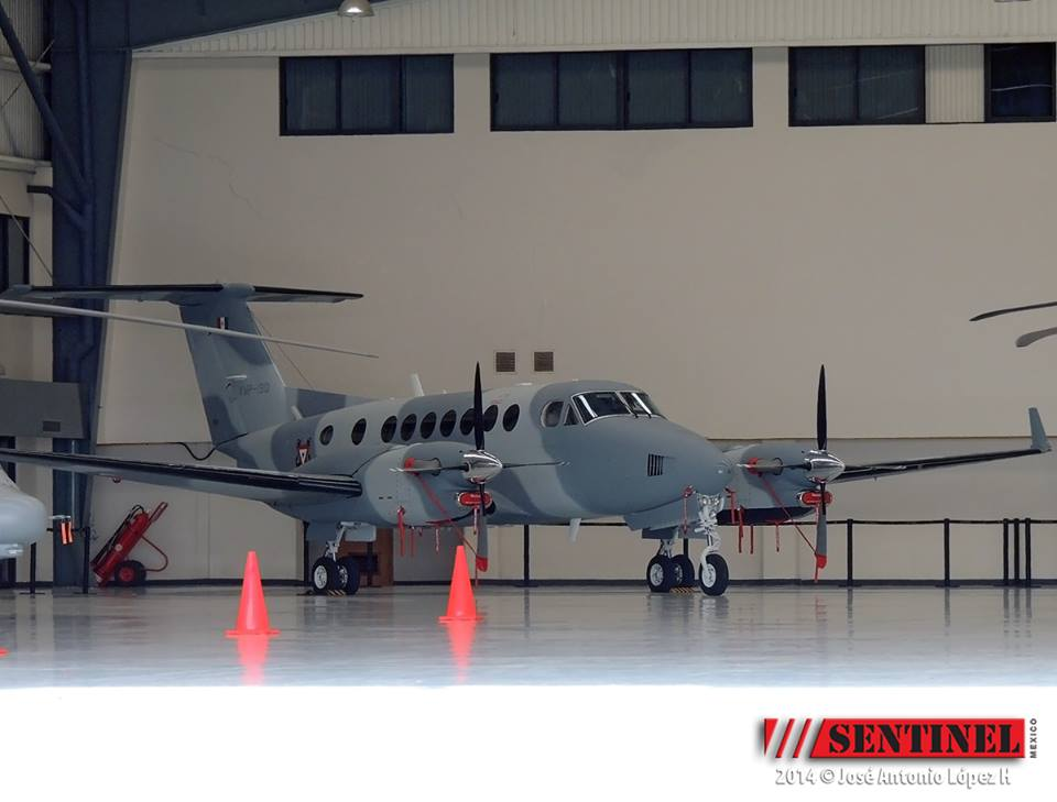 Beechcraft King Air 350 Naval  28hkgw9