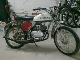 Gilera Enduro 50 - 1974 28uumv