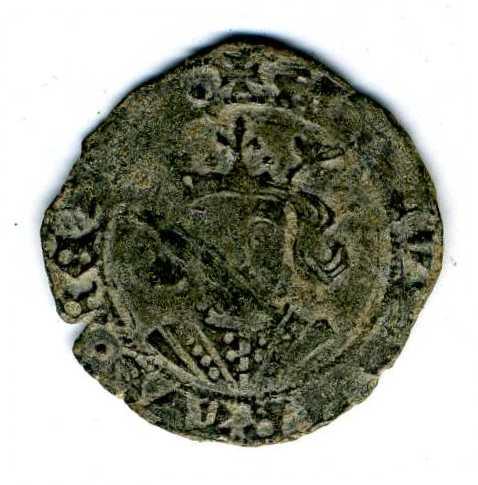 Cuarto de Enrique IV (1454-1474) ¿ceca? 291ezwm