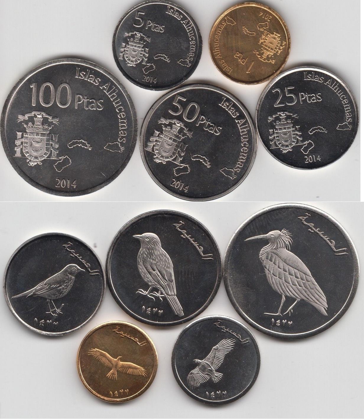 Set monedas Islas Chafarinas 29ap9c9