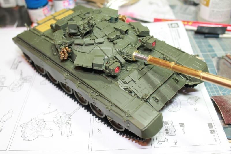 Т-90 с ТБС-86 (Менг 1/35) 29vc7rk