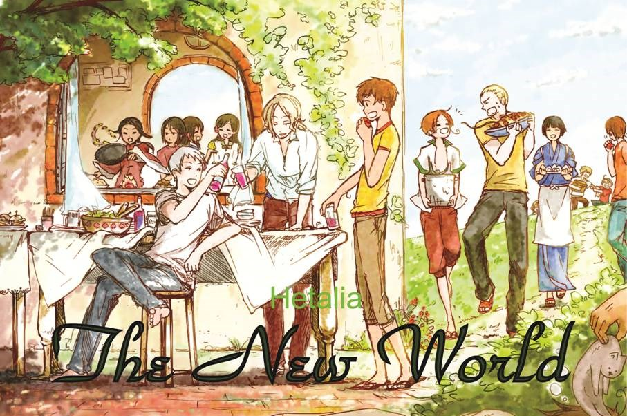 Hetalia: The New World