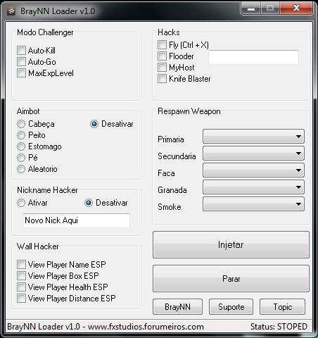 BrayNN Loader v1.0 - Point Blank Hack/Cheat/Trainer/Loader 2bzhhk