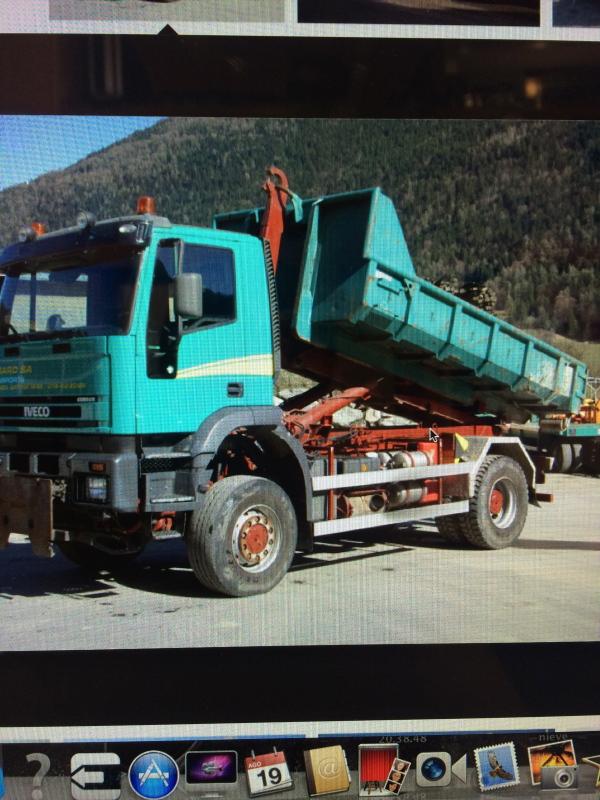 Iveco Trakker 4x4 multilift 2cpyuk8
