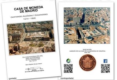 ¡¡NOVEDAD EDITORIAL!! Casa de Moneda de Madrid 2dbuydy