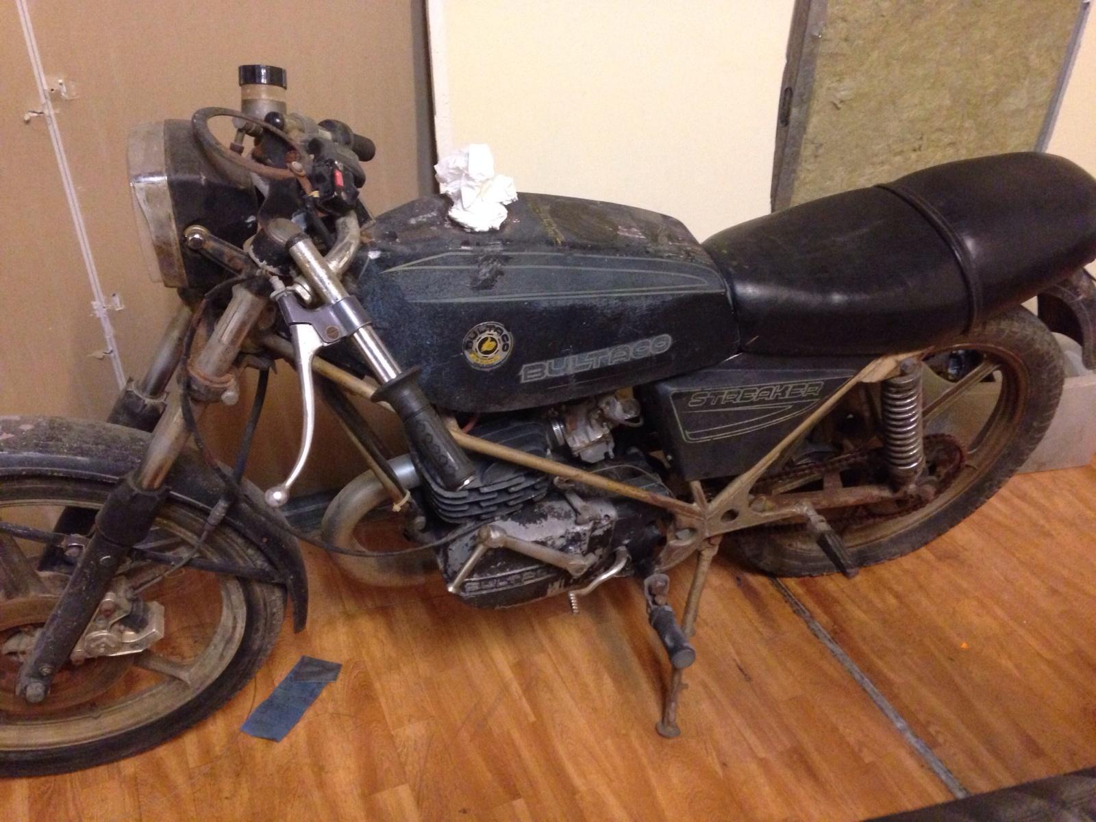 Bultaco streaker 2dukwfd