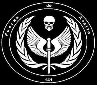 Fuerza de Asalto 141