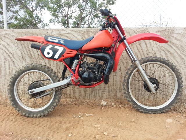 Honda CR80 RG 1986 2hd2sz9