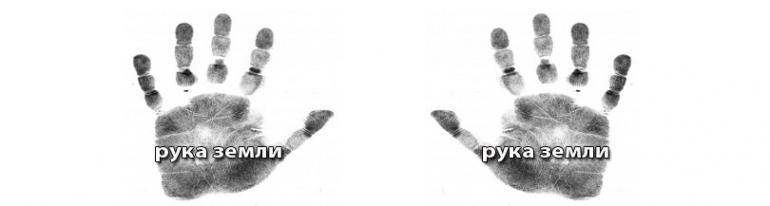 Совместимость по типу руки 2i6m1s3