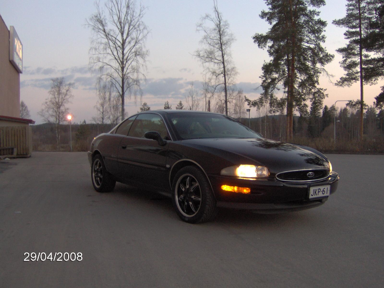 Finnish (ok, Canadian originally :) '97 Riviera resurrection. 2iho6y0