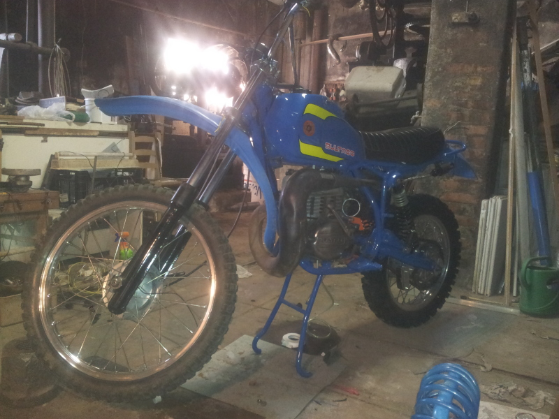 Bultaco Frontera MK11 370 - Restauración - Página 2 2ivif5k
