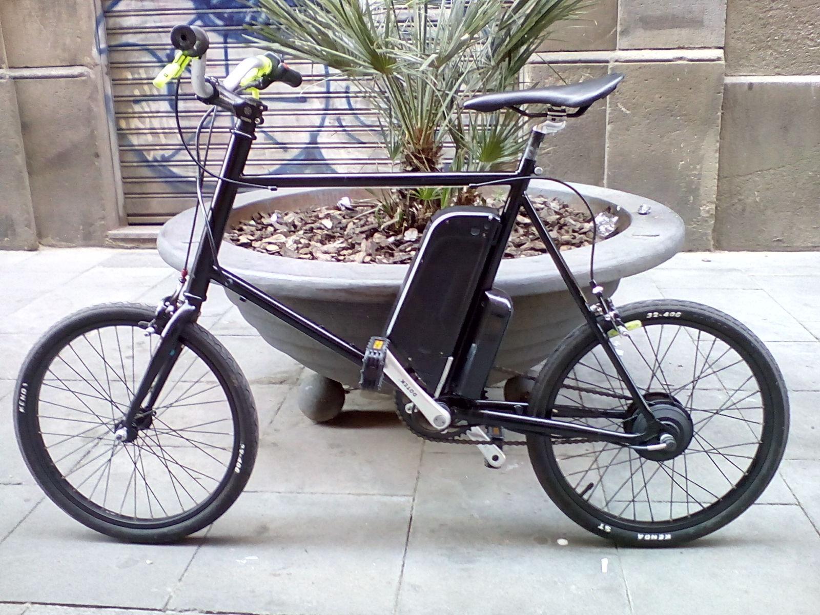 Presenta tu bici eléctrica 2j160c3