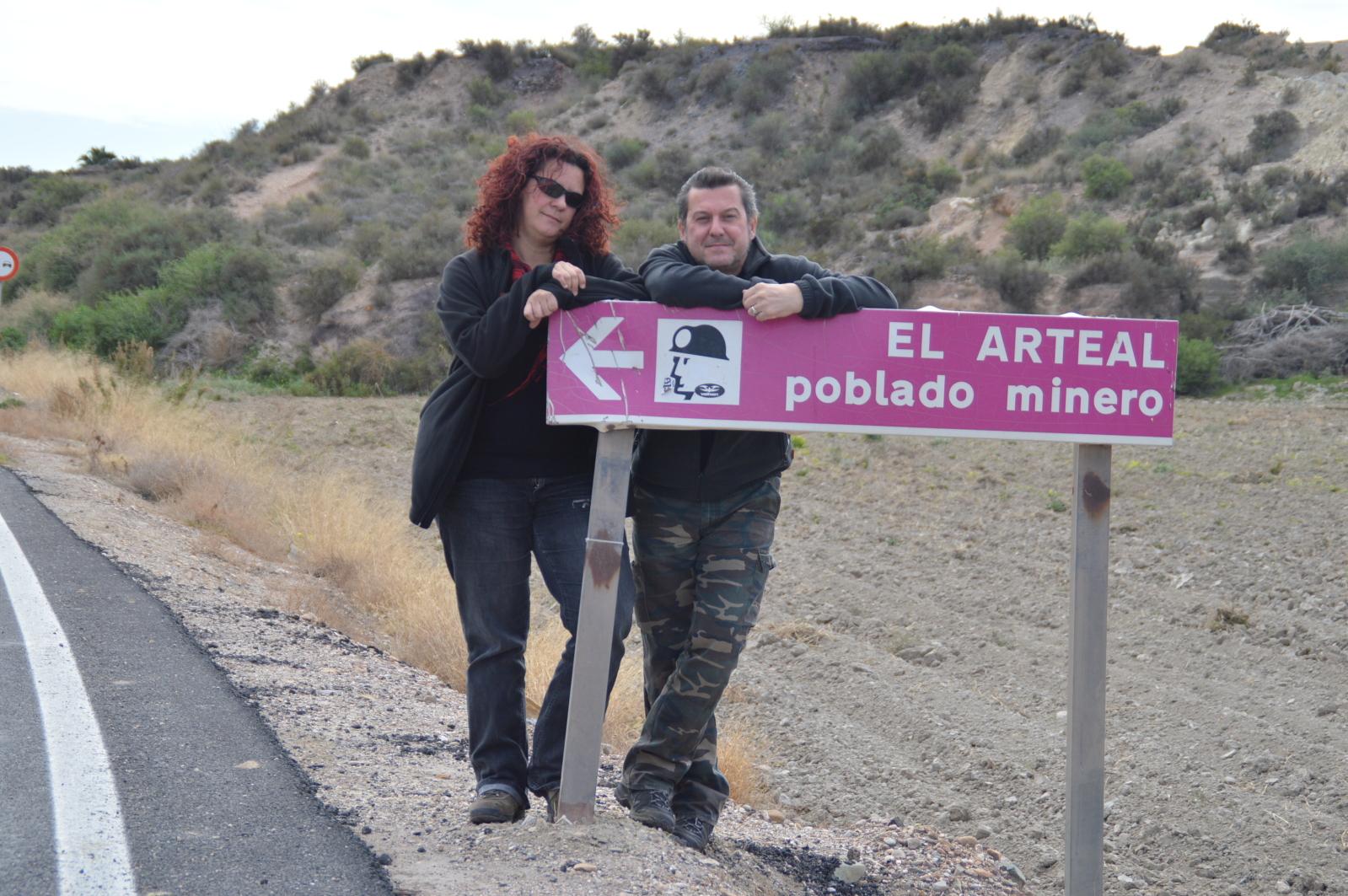 TUNEL DEL ARTEAL (Socavón Santa Bárbara), EL ARTEAL, SIERRA ALMAGRERA, CUEVAS DEL ALMANZORA (Almería) 2j1wwfm