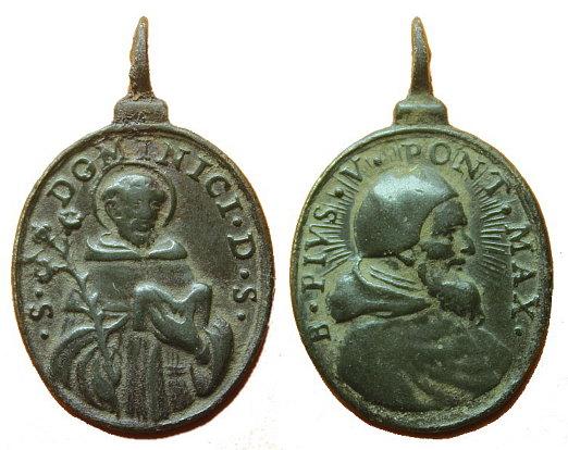 Proyecto recopilación medallas Santo Domingo de Guzmán  2j26a6v