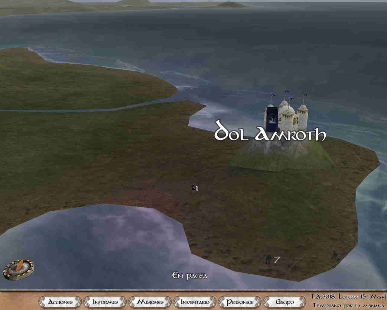 Guia Basica para The lays days of the Third Age(mount and blade warband)(gondor) 2k083p