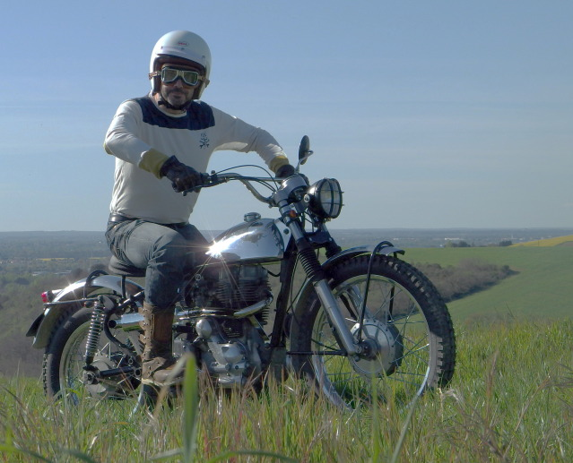 Royal Enfield ISDT 2lwma08