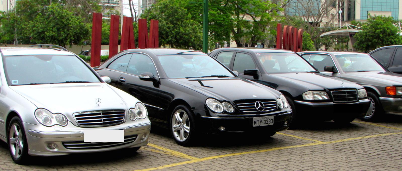 (VENDO): CLK500 Avantgarde 2004/2004 - R$85.000,00 (VENDIDA) 2medg06