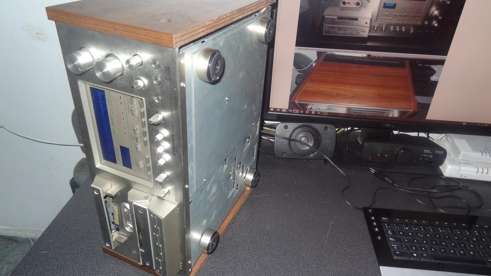 Pioneer CT-F1250 2my20bc
