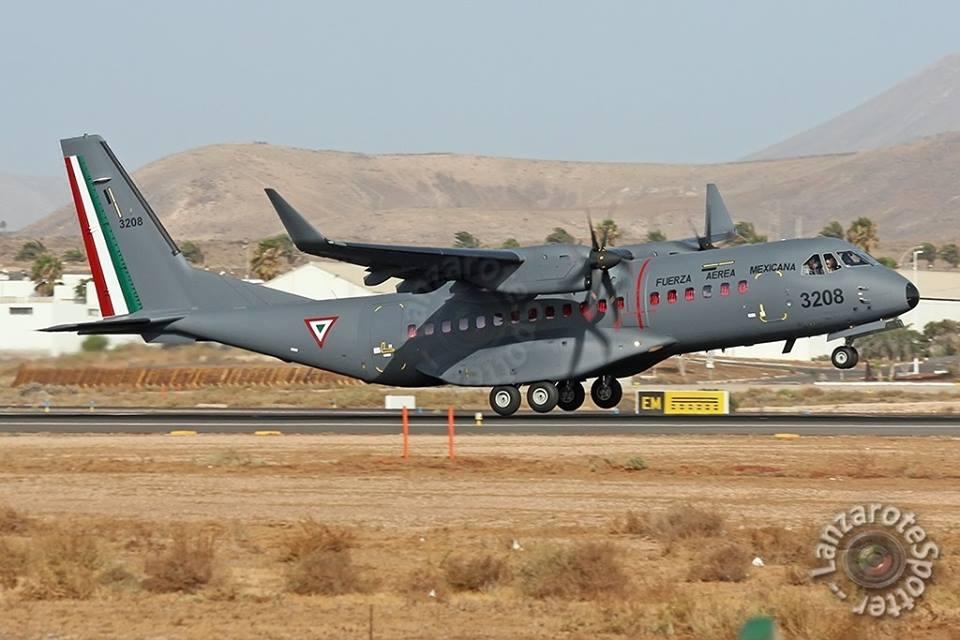 Inventario  de  aeronaves de  la  FAM  ( actualizado 23 Febrero 2016 ) 2nb9hja
