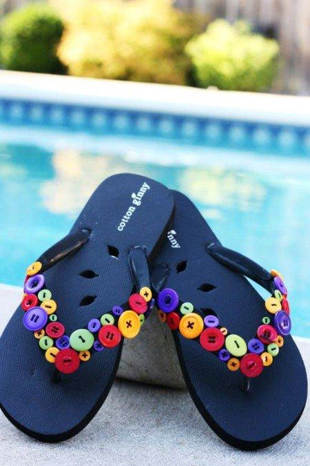 10 ideas para decorar las sandalias 2nv8i0l