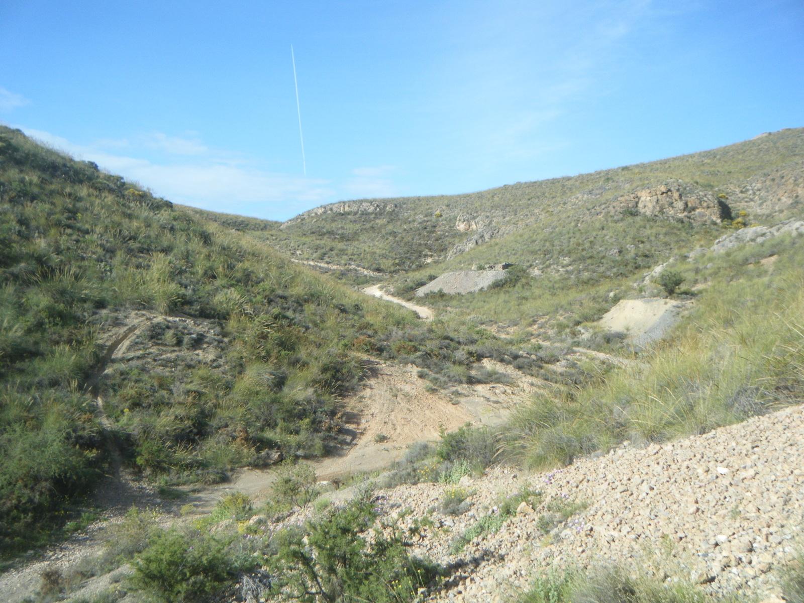 Minas Barranco El Pollo, Huercal de Almeria, Almeria, Andalucia, España 2prvck9