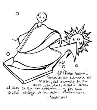 """El contactado Benjamín Solari Parravicini (el """"Nostradamus"""" argentino) 2qdq2qq"""