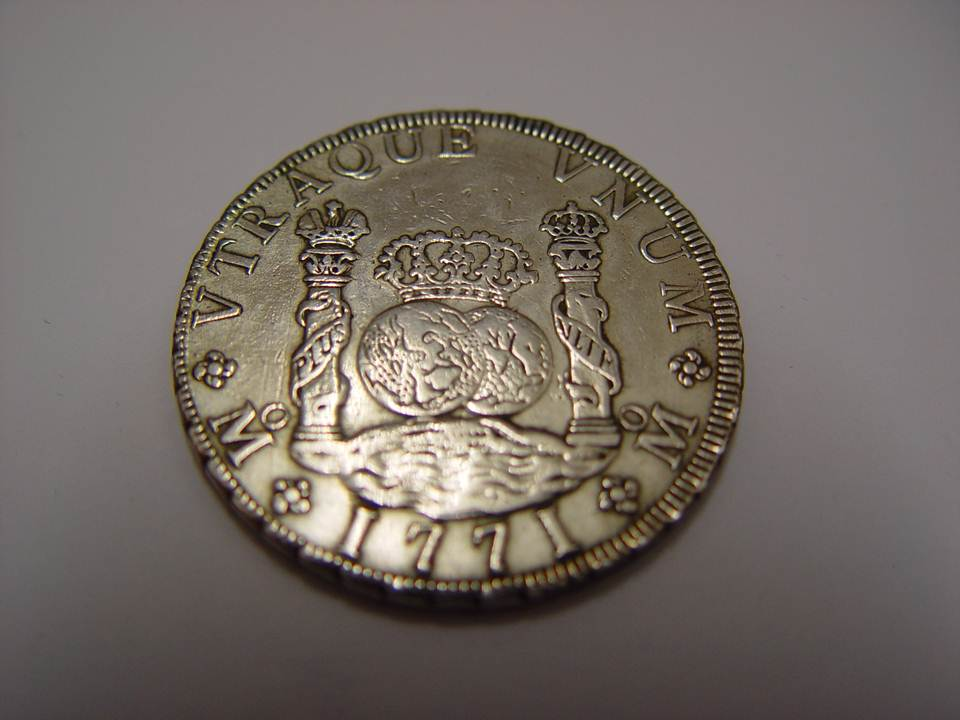 8 REALES CARLOS III -1771 - MÉXICO 2rffxwl