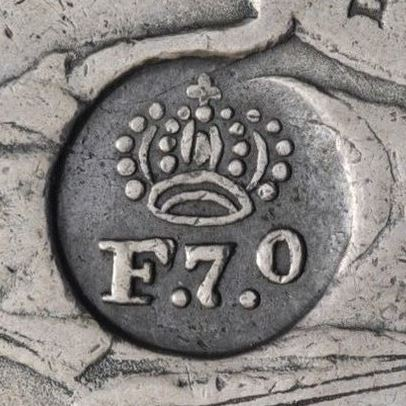 8 REALES FILIPINAS RESELLO FERNANDO VII ¿AUTENTICO? 2rmphyv