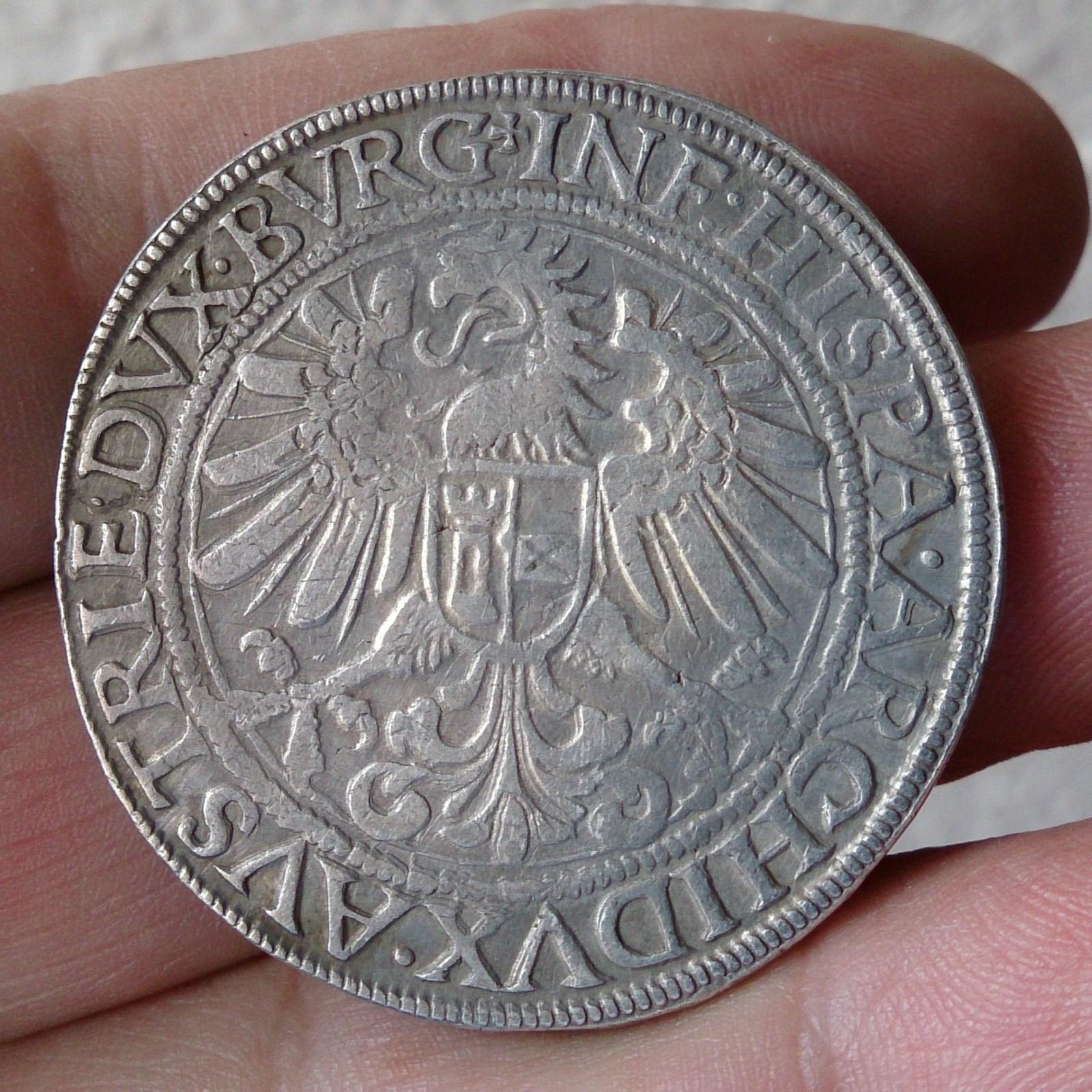Monedas de Fernando I de Habsburgo, Infante de España - Página 2 2uhsfia