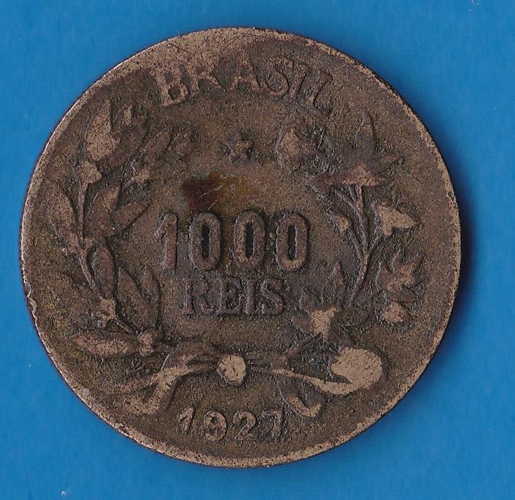 Brasil 1000 reis 1927 2uqhkc7